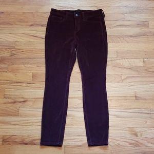 Joe's Jeans - Velvet Icon Mid-Rise Skinny Ankle 27